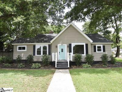 Greenville SC Single Family Home Contingency Contract: $149,900