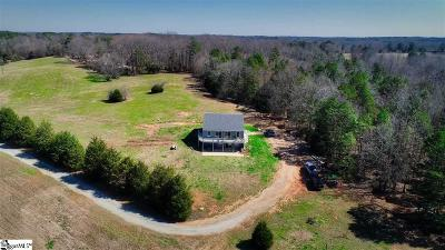 Laurens Single Family Home For Sale: 3561 Highway 252