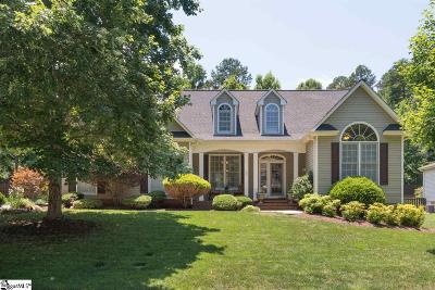 Simpsonville Single Family Home For Sale: 203 Dunrobin