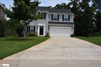 Greenville Single Family Home For Sale: 64 Granite