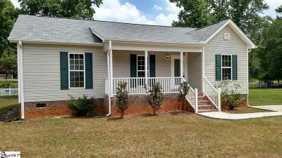 Greenville Single Family Home For Sale: 7 Sandalwood