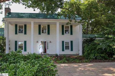 Inman Single Family Home For Sale: 2471 Holly Springs