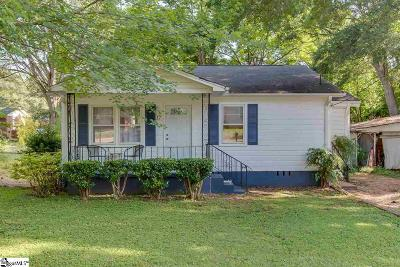 Greenville Single Family Home For Sale: 17 N Haven