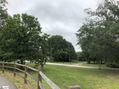 Easley Single Family Home For Sale: W D #Lot 1