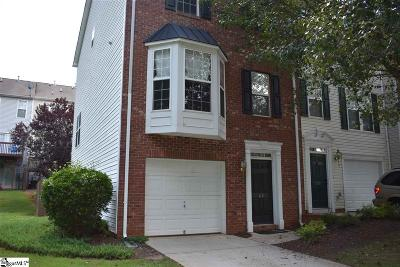 Mauldin Condo/Townhouse For Sale: 22 Evanshire