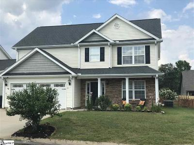 Simpsonville Single Family Home For Sale: 11 Horizon