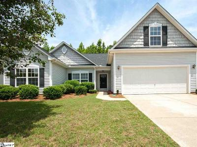 Simpsonville Single Family Home For Sale: 690 Timber Walk