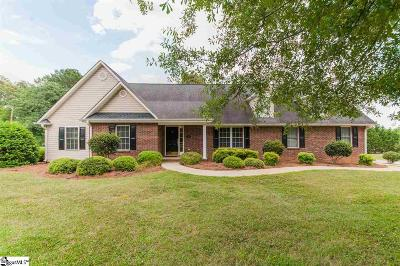 Spartanburg Single Family Home Contingency Contract: 244 Bennett