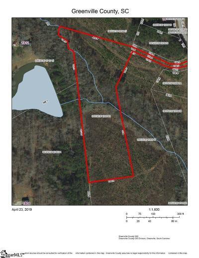 Travelers Rest Residential Lots & Land For Sale: Barnett Valley