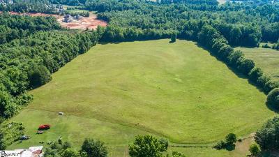 Greer Residential Lots & Land For Sale: 3954 N Highway 101
