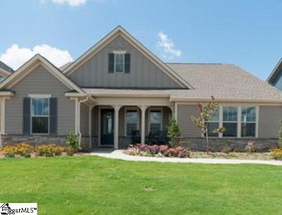 Simpsonville Single Family Home For Sale: 604 Torridon #Lot 61