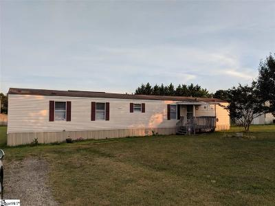 Piedmont Mobile Home For Sale: 8 Thistlewood
