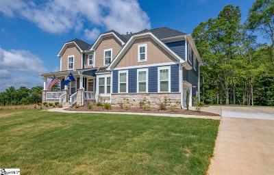 Simpsonville Single Family Home For Sale: 116 Rosecrest