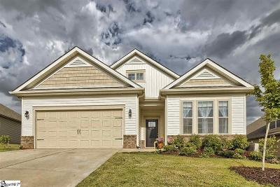 Boiling Springs Single Family Home For Sale: 428 Stepstones