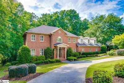 Greenville SC Single Family Home Contingency Contract: $585,000