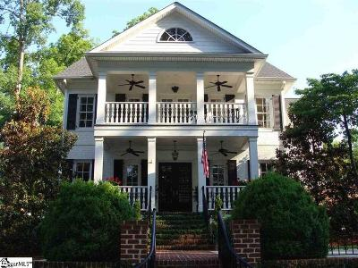 Anderson Single Family Home For Sale: 324 Avenue Of Oaks