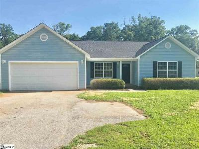 Greenville County Single Family Home For Sale: 2890 W Georgia