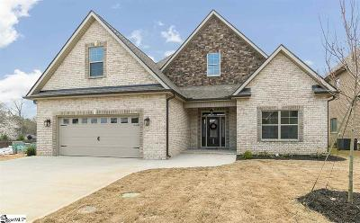 Maggie's Meadow Single Family Home For Sale: 204 Carolena Rose