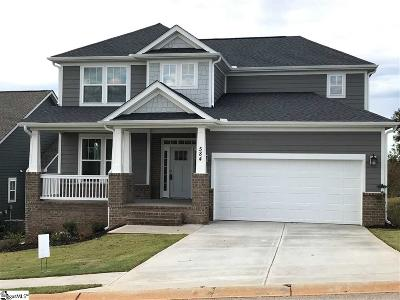 Spartanburg Single Family Home For Sale: 584 Serendipity