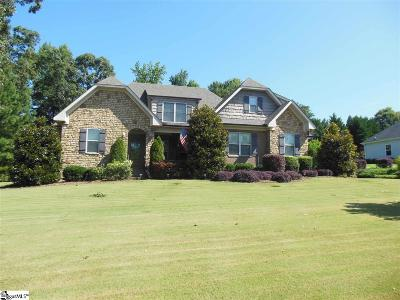 Easley Single Family Home For Sale: 102 Pondstone