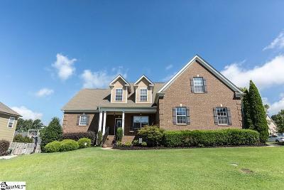Easley Single Family Home For Sale: 101 Farrier