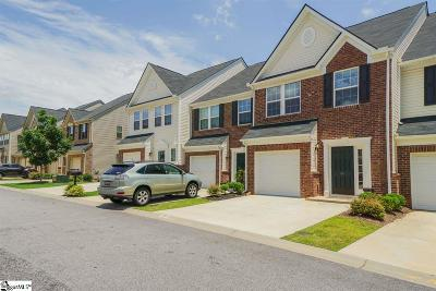 Greenville Condo/Townhouse Contingency Contract: 441 Christiane