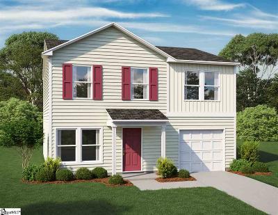 Spartanburg Single Family Home For Sale: 240 Cotton Creek