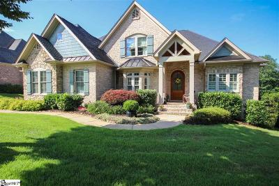 Greenville County Single Family Home Contingency Contract: 15 Still Creek