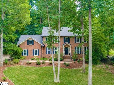 Greer Single Family Home Contingency Contract: 104 Firethorne