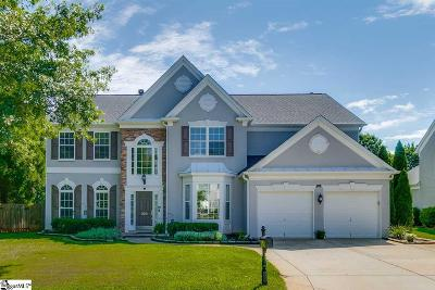 Greer Single Family Home Contingency Contract: 303 Ascot Ridge