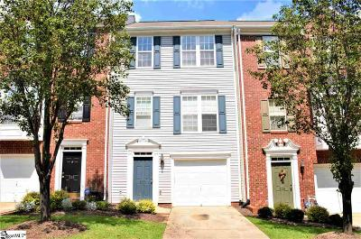 Mauldin Condo/Townhouse Contingency Contract: 227 Cambria