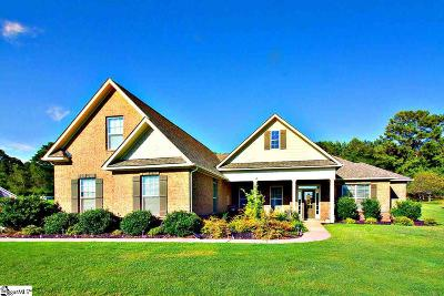 Belton Single Family Home Contingency Contract: 211 Vinings Crossing