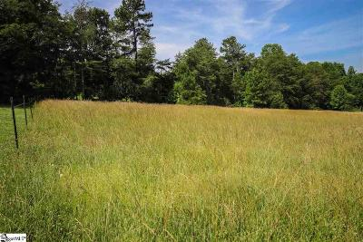 Taylors Residential Lots & Land Contingency Contract: Gum Springs