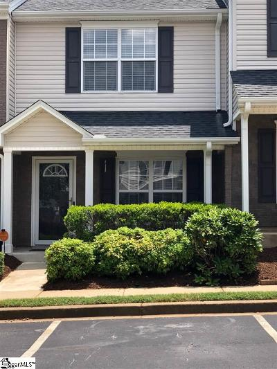 Greenville Condo/Townhouse Contingency Contract: 604 Graythorn
