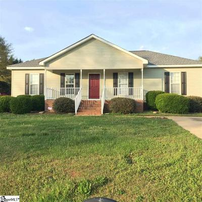 Piedmont Single Family Home Contingency Contract: 13 Susan