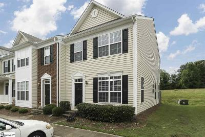 Mauldin Condo/Townhouse Contingency Contract: 421 Twist