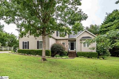 Easley Single Family Home For Sale: 101 James Creek