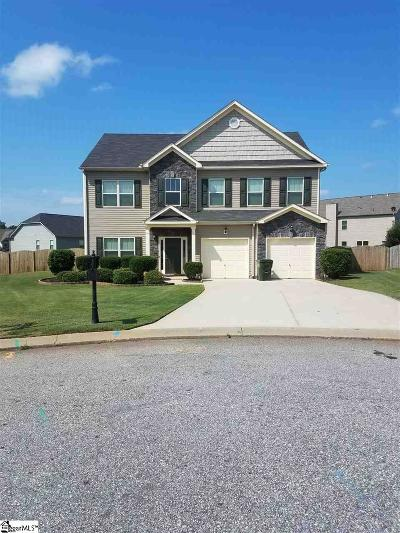 Greenville County Single Family Home For Sale: 120 Sheepscot