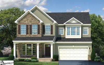 Greer Single Family Home For Sale: 305 Seventh Como
