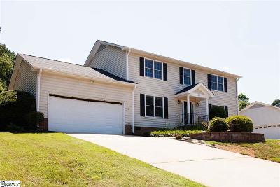 Greenville County Single Family Home For Sale: 110 Devenridge
