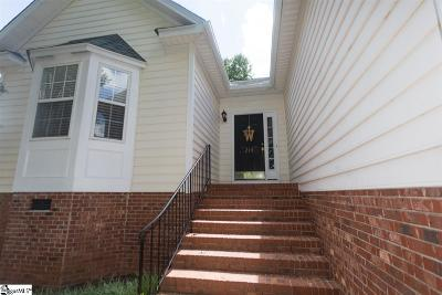 Single Family Home For Sale: 214 Marcie Rush