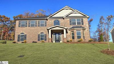 Easley Single Family Home Contingency Contract: 122 James Lake
