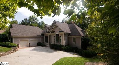 Travelers Rest Single Family Home For Sale: 9 Long Shadow