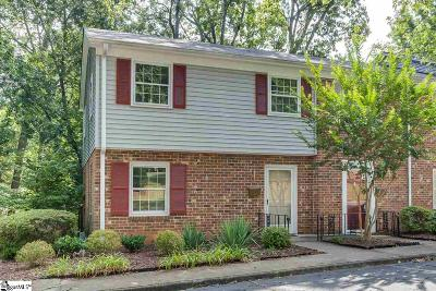 Greenville Condo/Townhouse Contingency Contract: 815 Edwards #Unit 4