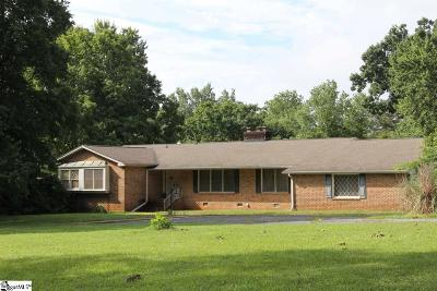 Easley Single Family Home For Sale: 103 Pineview