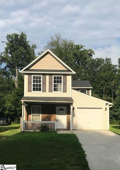 Taylors Single Family Home For Sale: 63 Birdsong