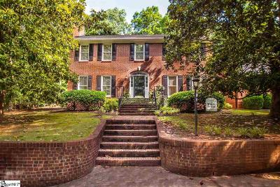 Greenville Single Family Home For Sale: 108 S Warwick