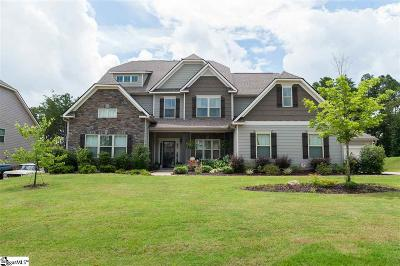 Fountain Inn Single Family Home Contingency Contract: 14 Knotty Pine