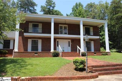 Seneca Single Family Home For Sale: 4005 Woodbury