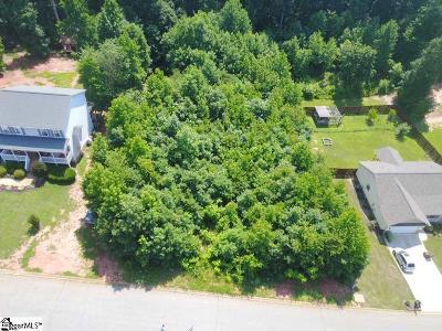 Inman Residential Lots & Land For Sale: 553 Arbor Creer